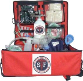 kit du secouriste SSF