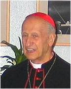 Le Cardinal Roger Etchegaray