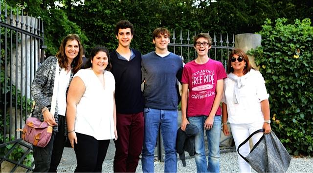 Eleves de l'Ecole Internationale de Genève