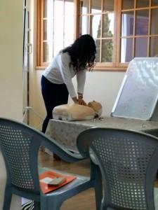 formation de bénévoles chrétiens par SSF