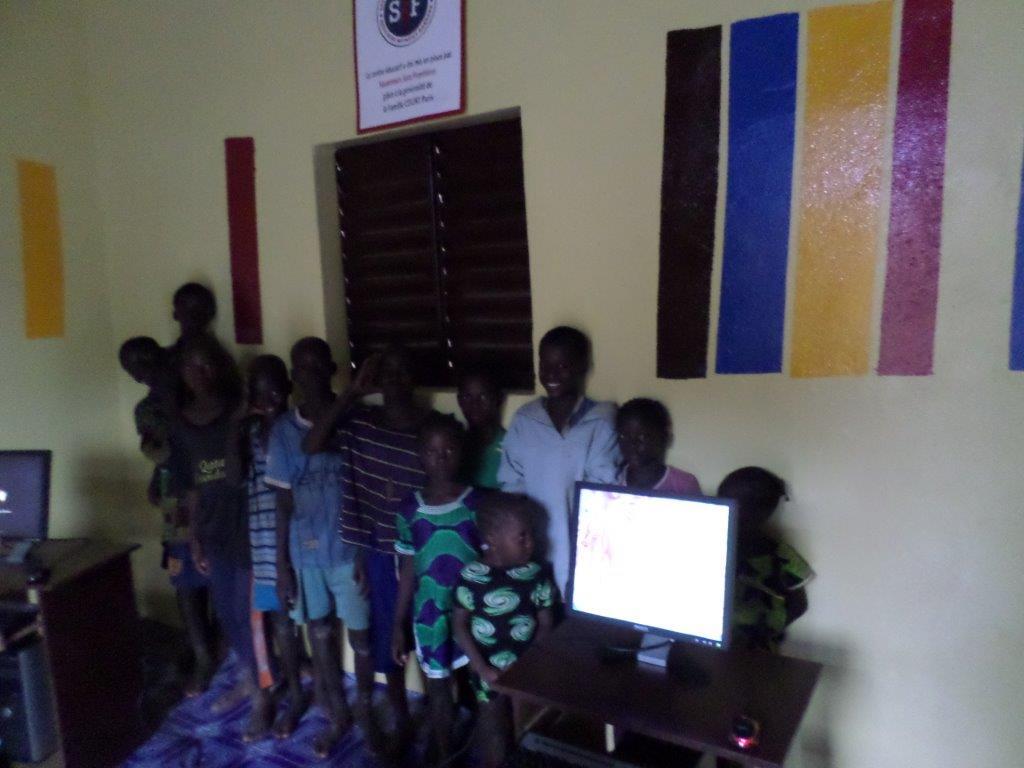 Ouverture centre éducatif