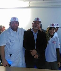 Dr MEKSEN, Dr AMAD, Marielle CORCOS