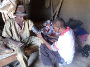 Mission médicale à Dababougou, Mali, Février 2016