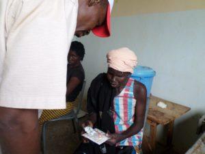 Dispensaire de N'Tilla, Mali
