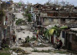 Jérémie, Haïti, le 5 octobre 2016