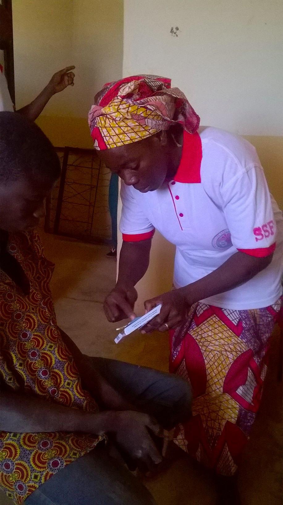 Mission médicale Djekebougou, Mali