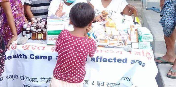 Népal, 17 Août 2017