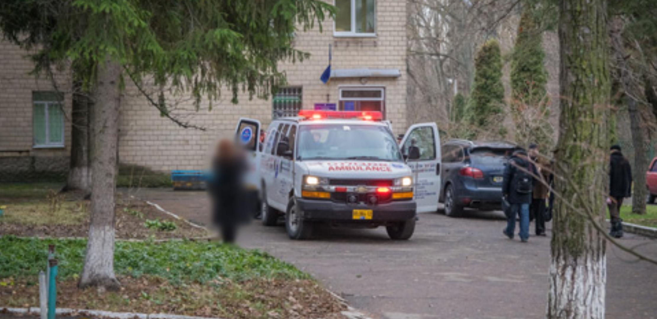 Ouverture SSF Ukraine, décembre 2017