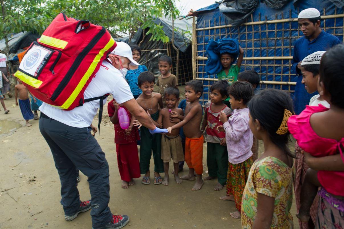 Bangladesh, Novembre 2017