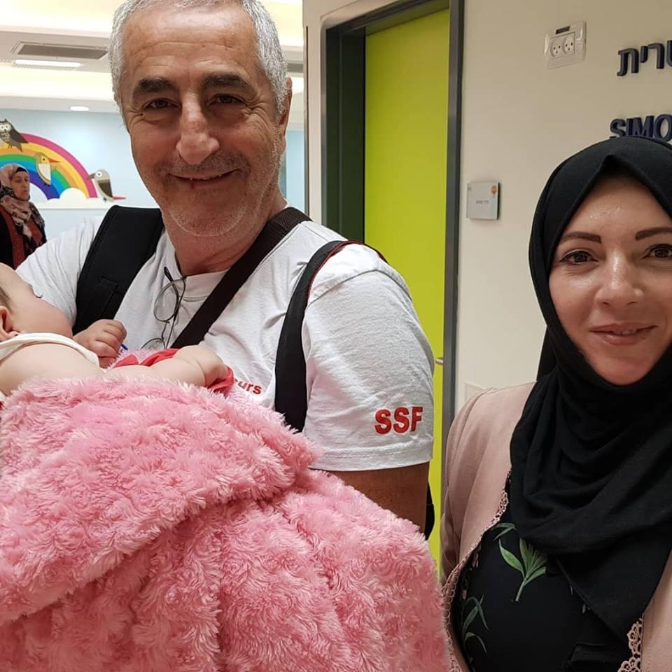Hôpital Shaare Zedek, Jérusalem, Mai 2018