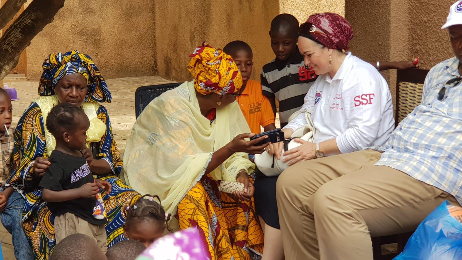Sanankoroba, Mali, juin 2018