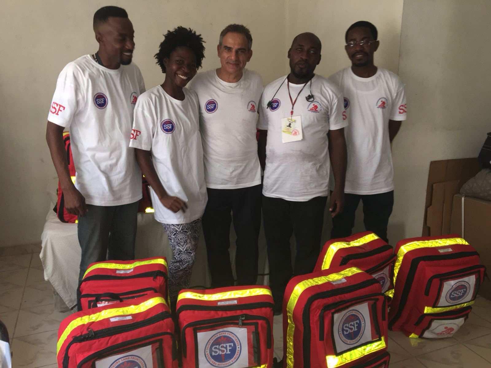 Staff CSP, Port au Prince, le 08 Juillet 2018