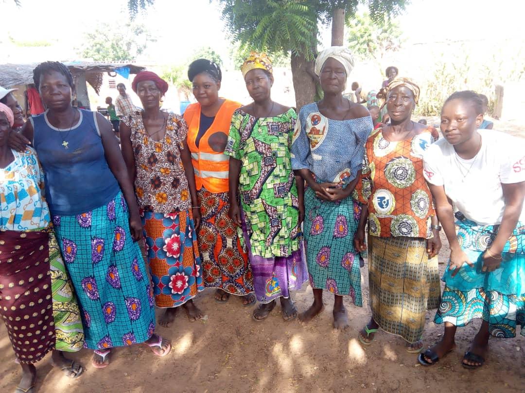 Mission d'assistance médicale, Gonsé Burkina Faso, octobre 2018