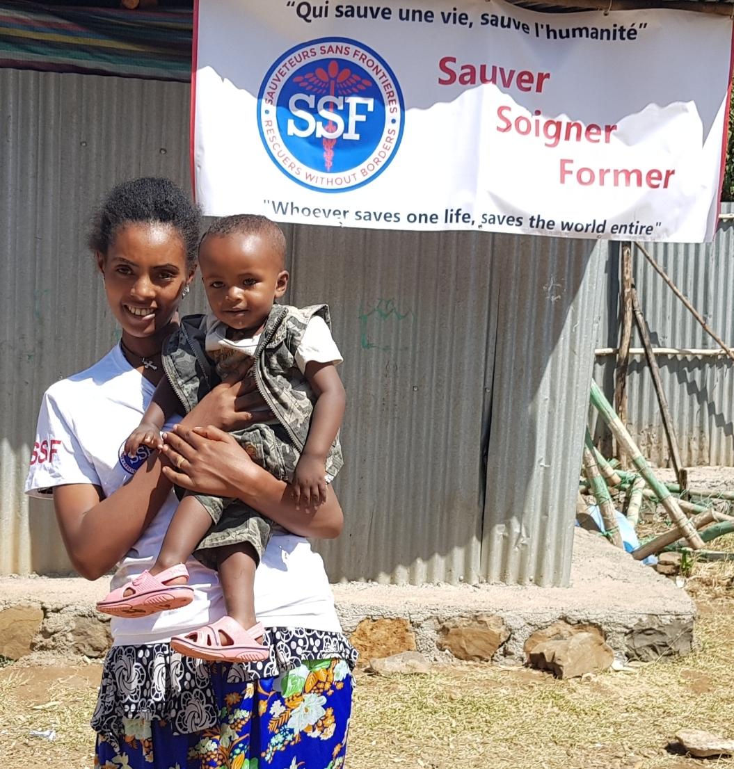 SSF à Gondar, Ethiopie, dec 18-Janv 2019